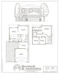 corner lot duplex plans 30x58 designing multi family house plans designs bernhoft