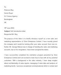 new business letter introduction letter template 39 40 letter of