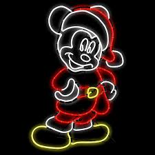 shop disney mickey u0026 friends 2 42 ft freestanding mickey mouse