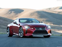 lexus 2017 sports car lexus lc 500 2017 goes 0 60 in 4 5 seconds vehicles pinterest