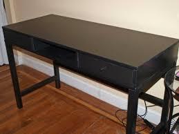ikea black brown desk skillful ikea black desk office computer desks ikea desk