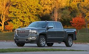 maserati pickup truck 2017 gmc sierra in depth model review car and driver