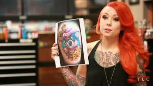 megan massacre u0027s favorite tattoos ny ink youtube