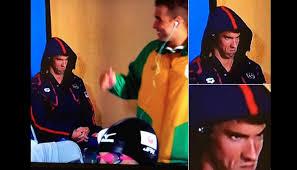 Michael Phelps Meme - r祗o 2016 rostro de michael phelps se convierte en primer meme de