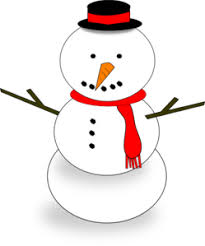 animated snowman clipart clipartxtras