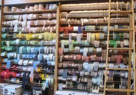 ribbon shop accessories of vintage ribbon