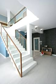 glass stair rail u2013 funnycats site
