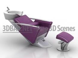 salon sink and chair 3d bar free 3d scenes 3d models 3d collections daily update
