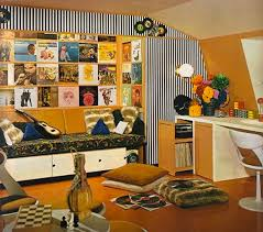 retro rooms 60s retro interior design music room attic home decor