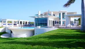 fresh modern luxury villa design 5194