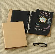 scrapbook albums no printed diy photo album scrapbook paper crafts diy handmade