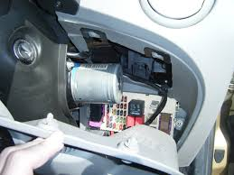 Fiat Punto 2002 Interior How To Replace A Fiat Punto Power Steering Motor