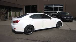 2012 lexus is 250 for sale by owner 2012 lexus is250 white stock 169956 walk around youtube