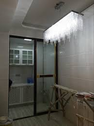 dining room crystal chandelier modern crystal chandelier light for dining room led crystal