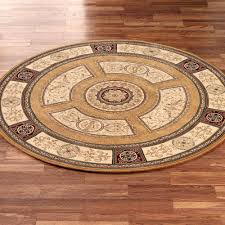 Round Rug 6 by 20 Humbling 6 Foot Round Rug Ideas