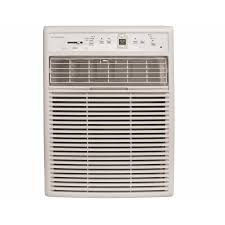 Window Ac With Heater Shop Frigidaire 12 000 Btu 640 Sq Ft 115 Volt Window Air