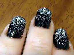 nail designs black and silver gallery nail art designs