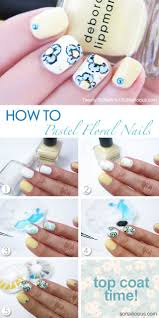 75 best nail tutorials images on pinterest make up nail art