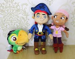 shop free shipping 3pcs lot jake neverland pirates