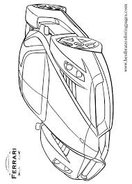 ferrari logo drawing free printable ferrari coloring pages for kids bratz coloring