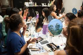 makeup schools in orange county host a makeup workshop for you and your friends fensel