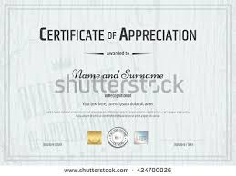 certificate of appreciation stock images royalty free images