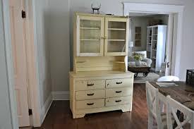 kitchen hutch cabinets in little kitchens designs ideas