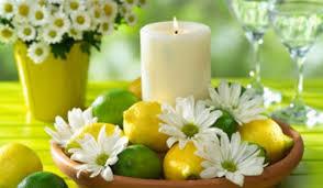 41 summer candle centerpiece ideas shelterness