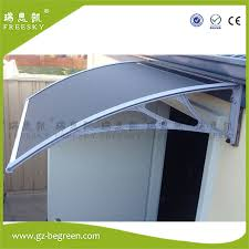 Patio Door Awnings Diy Outdoor Awning Door Canopy Patio Cover Uv Rain Snow Protection