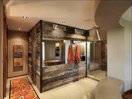burlington reclaimed wood credenza bathroom rustic with sauna
