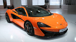 mclaren supercar mclaren u0027s u0027affordable u0027 supercar video luxury