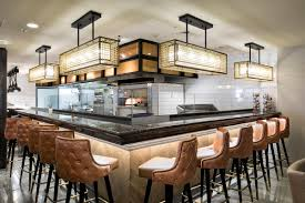 Open Kitchen Restaurant Design How The Watermark Uses Its History To Embrace A Modern Design
