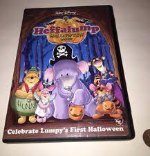 winnie pooh heffalump dvd ebay