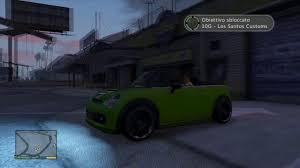 porta mini auto gta v 021 il furgone porta valori gameplay ita