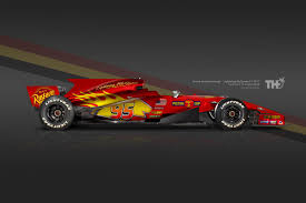 mclaren f1 concept formula one giving the grid a new paint job red bull