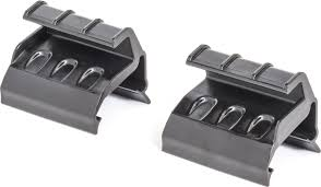 smittybilt 11033 1021 rear tailgate retainer brackets for 07 17
