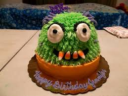 Halloween Monster Cakes by Confectionary Imaging Specialty Cakes 2