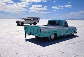 Old Ford Unibody Truck - tim mcmaster u0027s 1962 ford unibody land speed racer lmc truck life