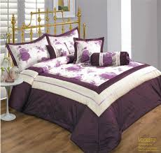 Purple Coverlets Bedroom Ideas Ceremonial Quilt Handmade Patchwork Bedspread King