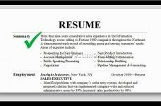 Resume Template Sample Excellent Ideas Resume Template Format Bright Free Templates 20