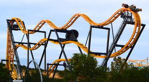 Six Flags Poltergeist Coaster Con Xl U2013 Part I U2013 Six Flags Fiesta Texas California