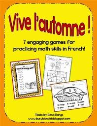 14 best grade 2 french immersion math images on pinterest french