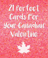 21 adorable cards for your canadian