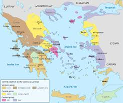 Greece Maps Ancient Greece Map Ionia Ionia Ancient Greece Map Southern