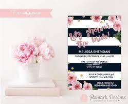 etsy wedding shower invitations 10 best bridal shower images on bridal shower