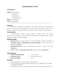 Address Certification Letter Sle Sle For Resume 28 Images Cv Exles For Retail Resume Sales