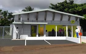 bureau de poste modernisation du bureau de poste de dzoumogné mayotte actu