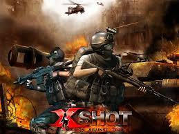 cara buat car xshot pro gamers x shot fps game online