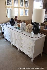 Decorating Dresser Top by Dwellings By Devore Inexpensive Ring Pulls