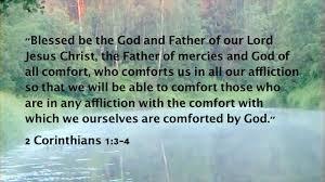 All Comfort Grief Bible Promises Spoken Youtube
